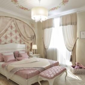 спальня в стиле прованс варианты оформления