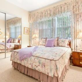 спальня в стиле прованс виды