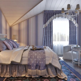 спальня в стиле прованс виды фото