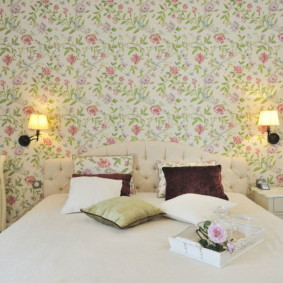 спальня в стиле прованс виды идеи