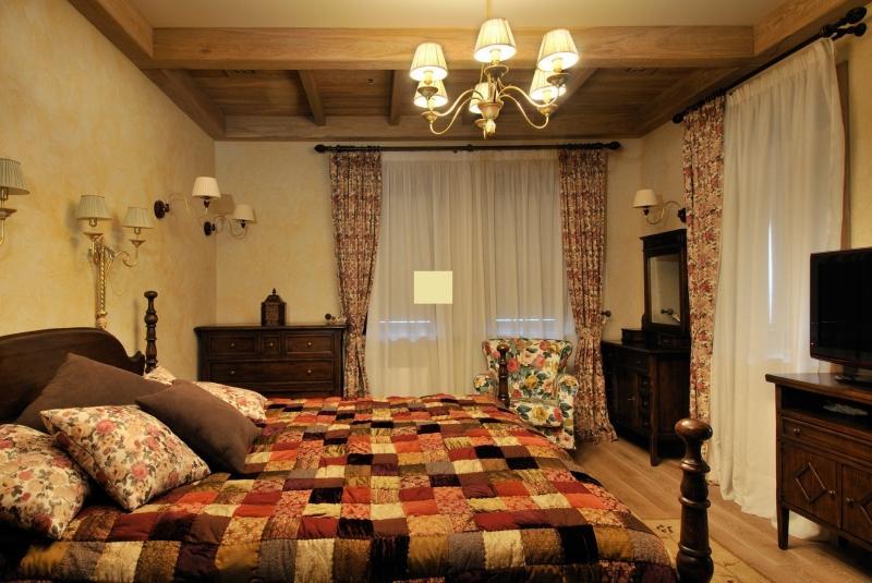 спальня в стиле шале фото обзоры