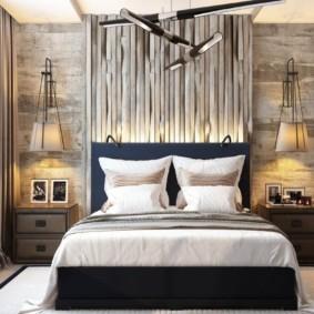 спальня в стиле шале варианты идеи