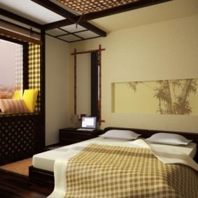спальня в японском стиле идеи дизайн
