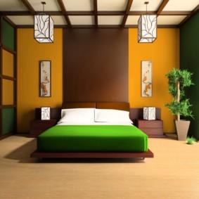 спальня в японском стиле идеи обзоры