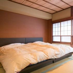 спальня в японском стиле идеи оформление