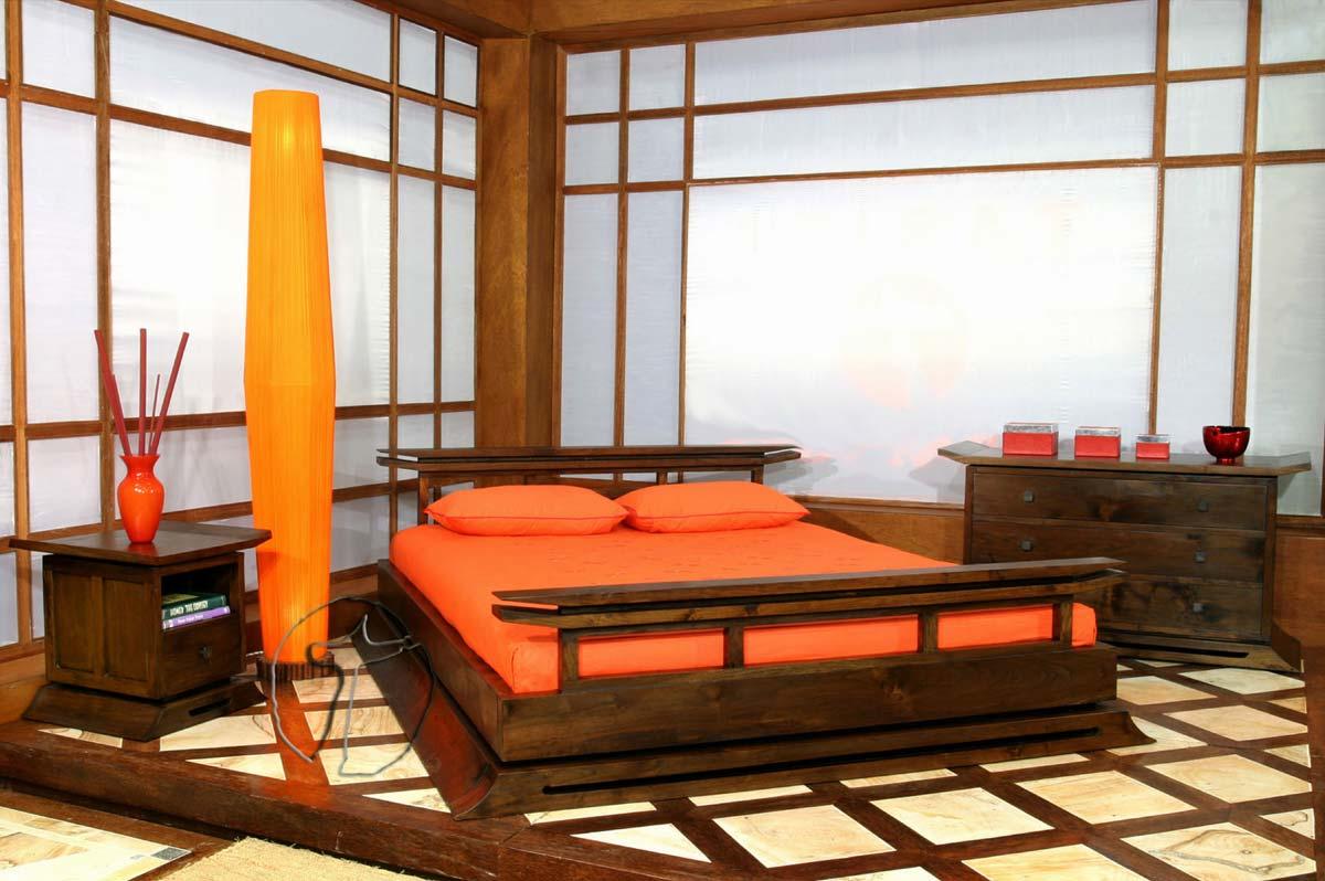 спальня в японском стиле идеи видов