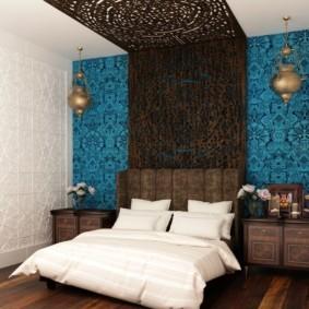 спальня в японском стиле варианты идеи