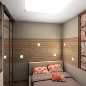 спальня в японском стиле интерьер фото