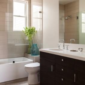 раздвижные шторки для ванной фото
