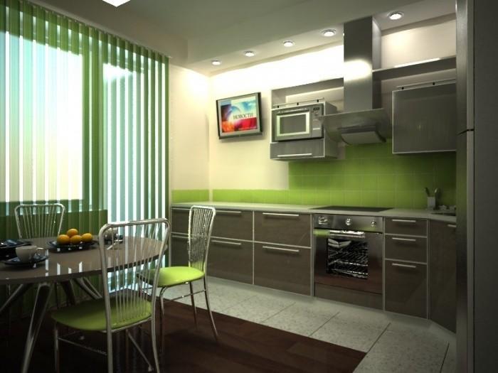 телевизор на кухне обзор