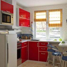 телевизор на кухне идеи оформления