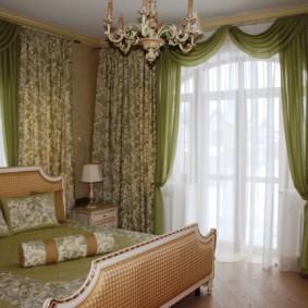 шторы для спальни 2019 обзор идеи