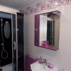 зеркальный шкаф в ванную идеи варианты