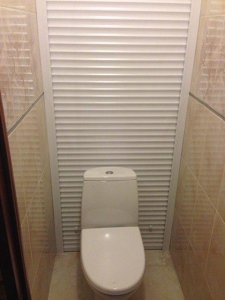 рольставни вв туалет виды