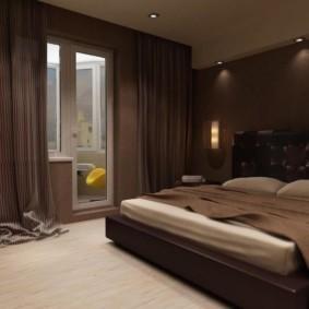 спальня 10 кв метров дизайн интерьера