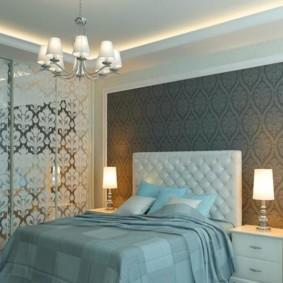 спальня 10 кв метров фото декора