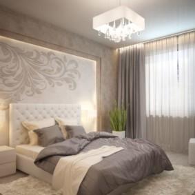 спальня 10 кв метров идеи декор