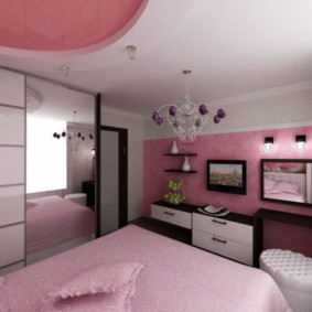 спальня 10 кв метров современный интерьер