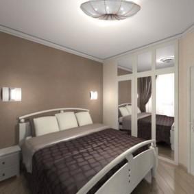 спальня 10 кв метров стильный дизайн