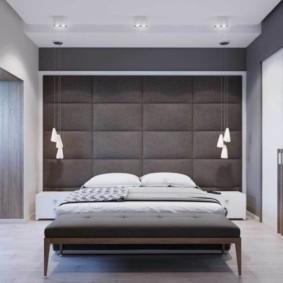 спальня 10 кв метров стильный интерьер