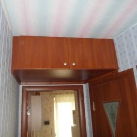 антресоли в коридоре оформление