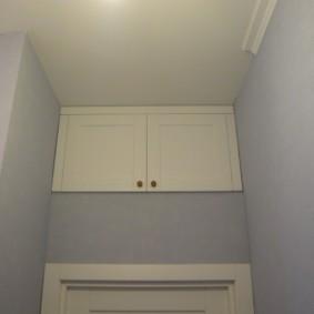 антресоли в коридоре оформление фото