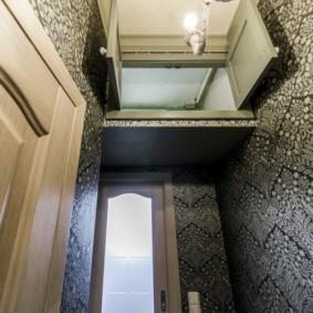 антресоли в коридоре идеи фото