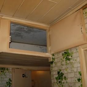 антресоли в коридоре дизайн фото