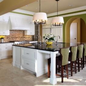 арки на кухню вместо дверей дизайн