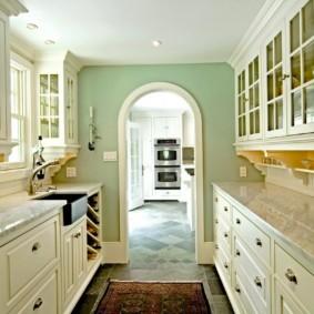 арки на кухню вместо дверей фото идеи