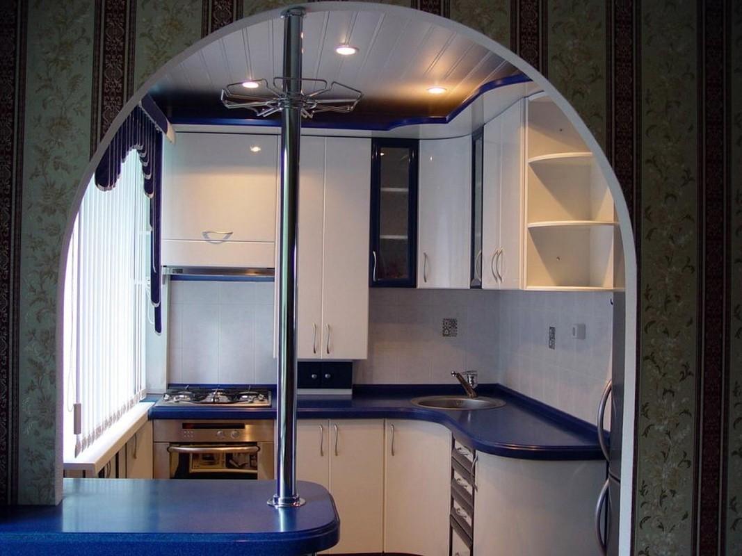 арки на кухне вместо дверей фото идеи