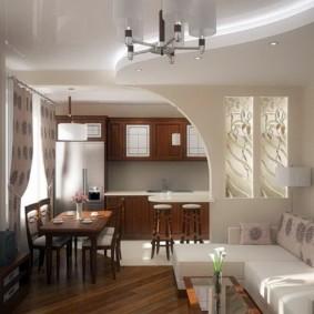 арки на кухню вместо дверей идеи