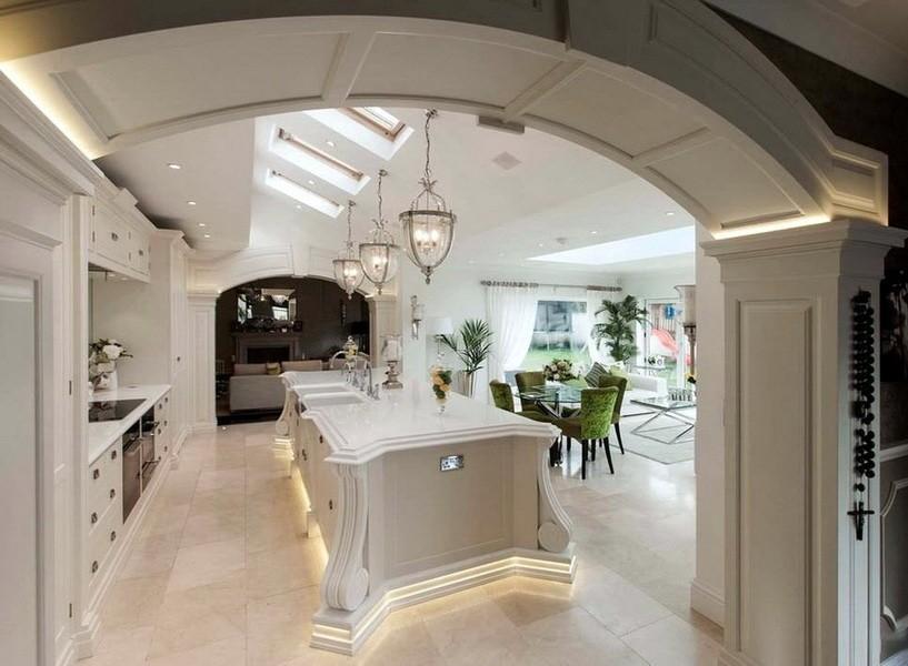 арки на кухню вместо двери