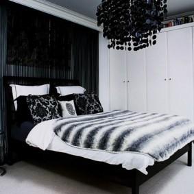 белая спальня фото интерьера