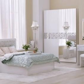 белая спальня идеи
