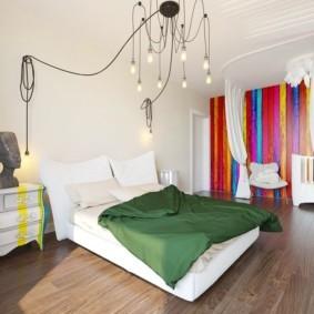 белая спальня идеи дизайн