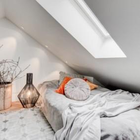 белая спальня фото дизайн