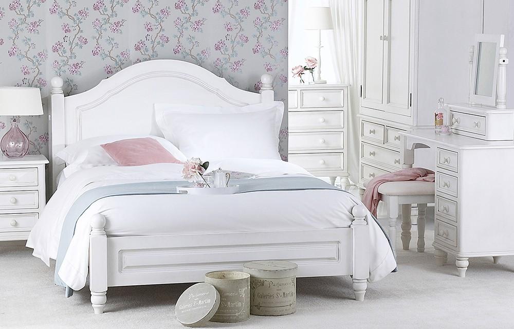 белая спальня фото идеи
