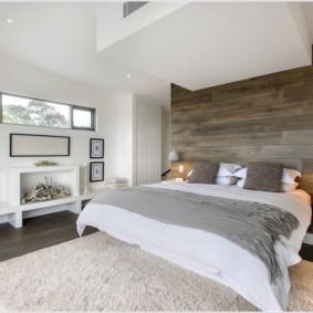 белая спальня фото оформления