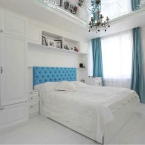 белая спальня идеи фото