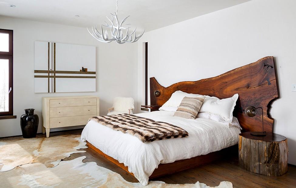белая спальня идеи интерьера