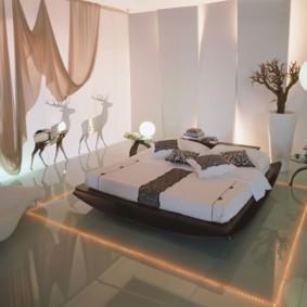 белая спальня идеи оформление