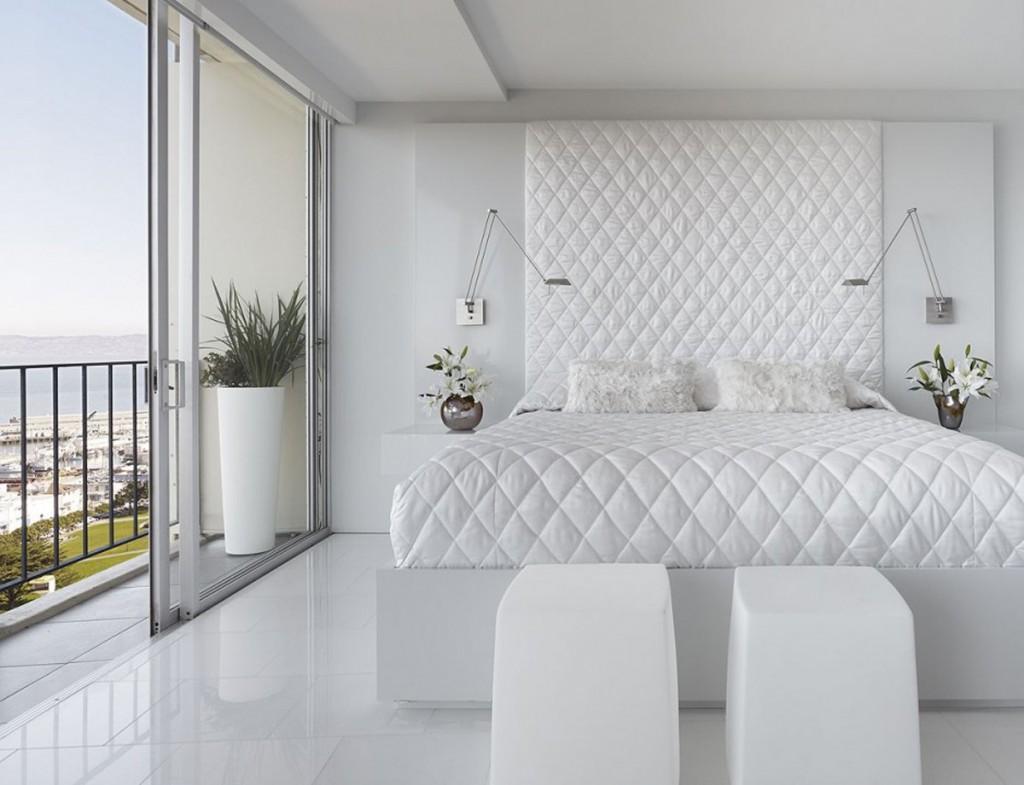 белая спальня идеи вариантов