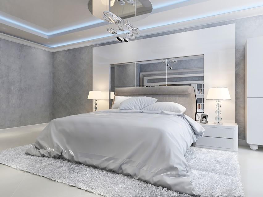 белая спальня идеи варианты