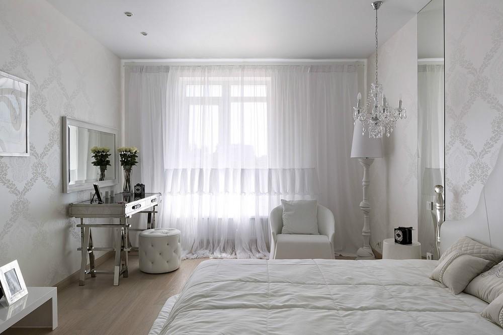 белая спальня варианты фото