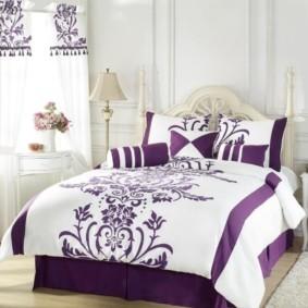 белая спальня виды фото