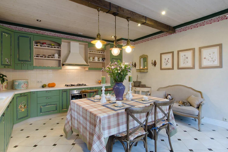 декор стен на кухне идеи интерьера