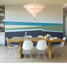 декор стен на кухне фото обзор