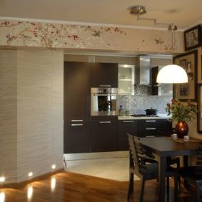 декор стен на кухне идеи обзоры