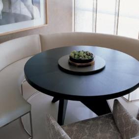диван кушетка для кухни декор